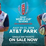 Rugby World Cup 7s – San Fransisco