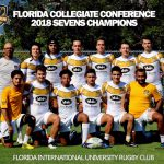 Congratulations to FIU Men's Rugby – 2018 FCC 7s Champions